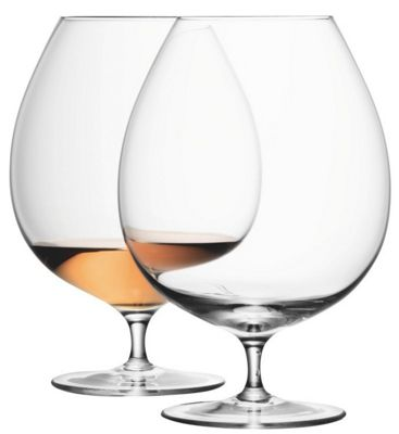 LSA Bar Brandy Glass 0.90L (Pair)