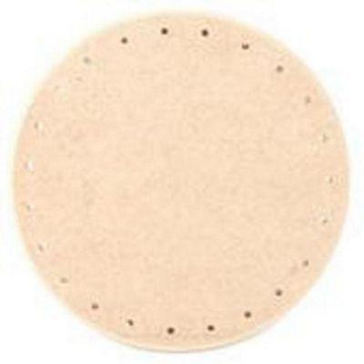 Wooden Base 6R 150 mm diameter round