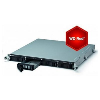 Buffalo WS5400RR0804S2EU TeraStation 8TB (4x2TB WD Red) Network Attached Storage