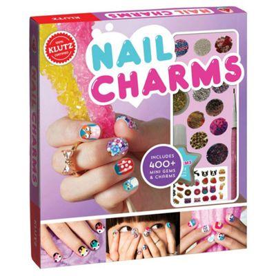 Klutz Nail Charms Book