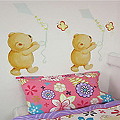 Teddy Playtime - Large Stickers