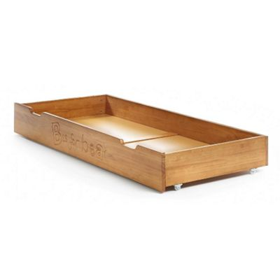 Obaby B is for Bear Under Cot Drawer - Country Pine