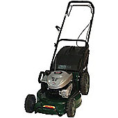 "Webb R19A 19"" Self Propelled Petrol Rotary Lawnmower - Alloy Deck"