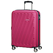 American Tourister HyperCube 4 Wheel Pop Raspberry Cabin Suitcase