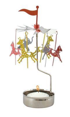 Pluto Produkter Carousel Rotary Candleholder 557647