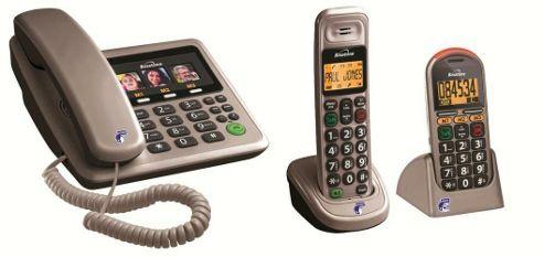 Binatone Home/Away Speakeasy DECT Plus Mobile Combo