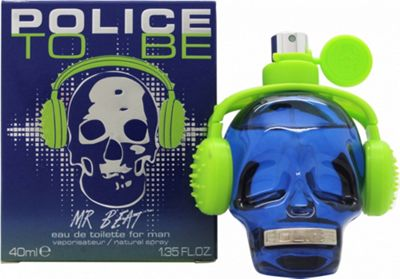 Police To Be Mr Beat Eau de Toilette (EDT) 40ml Spray For Men