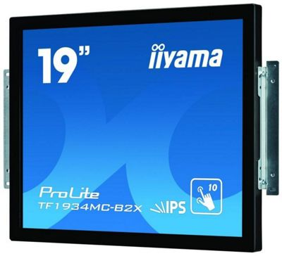 iiyama PROLITE TF1934MC-B2X 19 IPS 75Hz 10 pt Projective Capacitive Touch-Screen Monitor