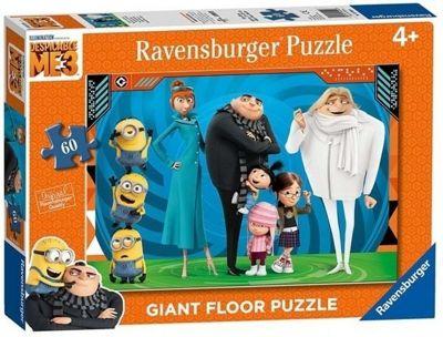 Despicable Me 3 - Giant Floor Puzzle - 60pc