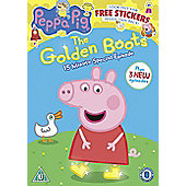 Peppa Pig: The Golden Boots DVD