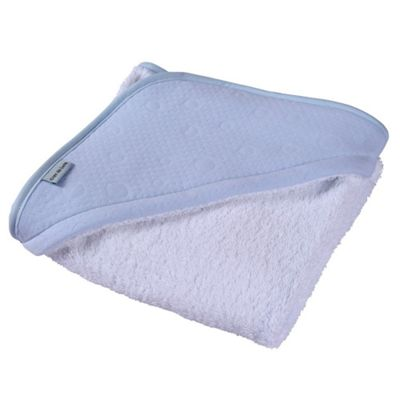 Clair de Lune Luxury Hooded Towel (Cotton Candy Blue)