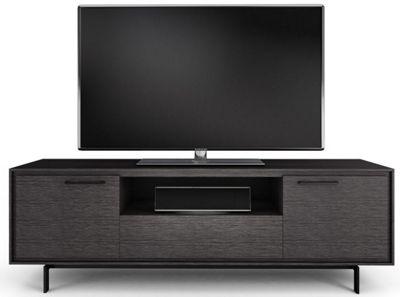 BDI SIGNAL 8329 Graphite TV Cabinet