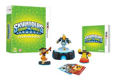 Skylanders Swap Force - Starter Pack - 3Ds