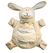 Sleepytot LAMB Baby Comforter (Large, Cream)