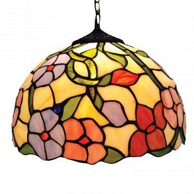 40cm Sring Flower Tiffany Table Lamp