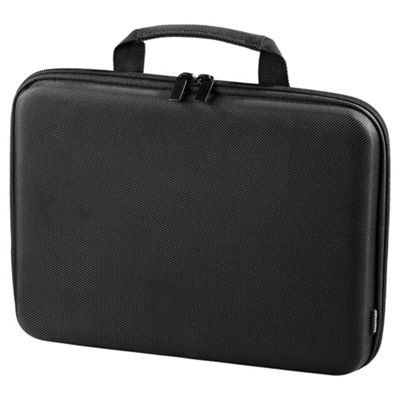 Hama Fabric Hard Case for Up to 10.2 inch Notebooks - Black