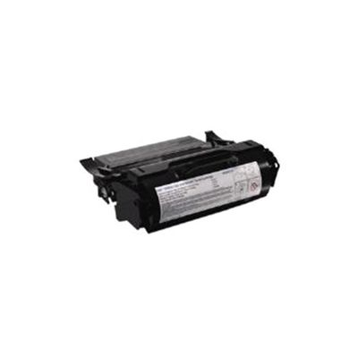 Dell Use and Return High Capacity Black Toner Cartridge (Yield 30,000 Pages) for Dell 5350dn Laser Printer