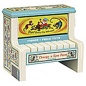 Fisher-Price Change-a-Tune Kids Classic Piano