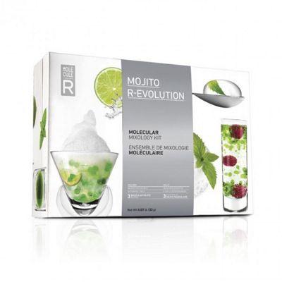 Mojito R-Evolution Molecular Drinks
