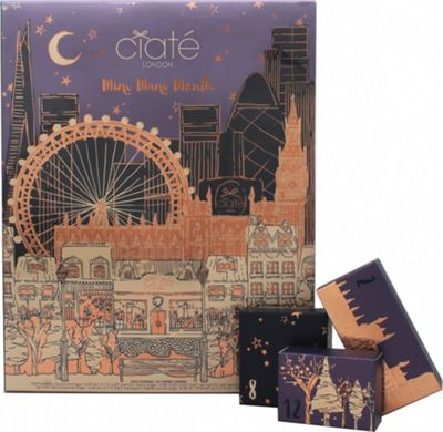 Ciaté Mini Mani Advent Calendar 24 Pieces - 2016 Edition