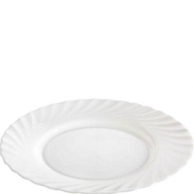 Luminarc Trianon Dinner Plate 25cm White