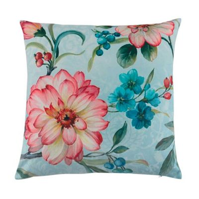 Bahne Cushion Square Floral 50 x 50 cm