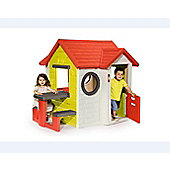 SMOBY My House & Picnic Table - Playhouse