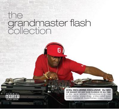 The Grandmaster Flash Collection (4Cd)