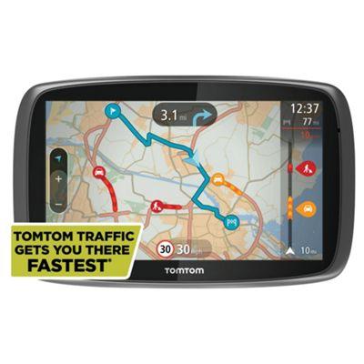 TomTom Go 600 Sat Nav, 6