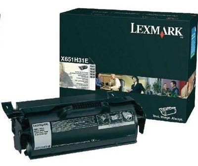 Lexmark X651H31E Toner Cartridge X651H31E