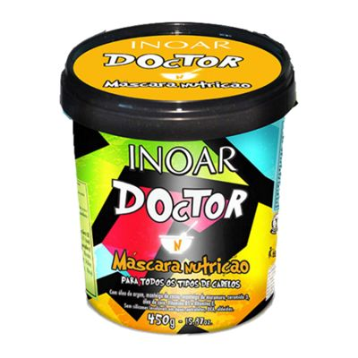 Inoar Doctor Nutrition Hair Mask - 450g