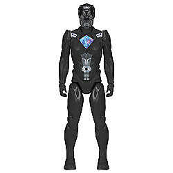 Power Rangers Movie Black Ranger 30cm Action Figure