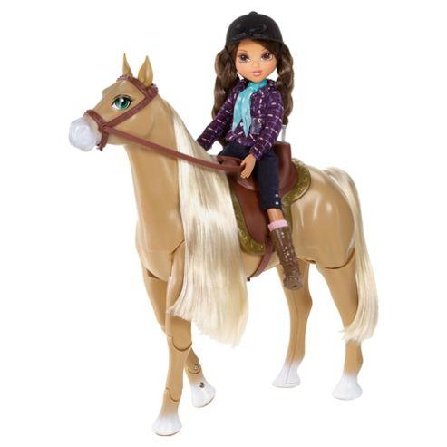 MGA Entertainment Moxie Girlz Horse Riding Club Sophina Doll & Horse