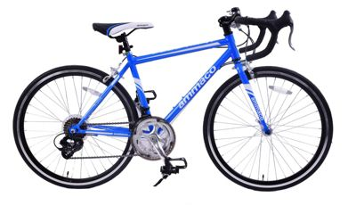 Ammaco Velocity Boys 14 Speed Road Sports Bike 24