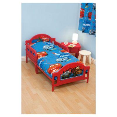 Character World Junior Bed, Disney Cars