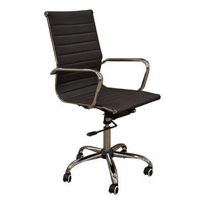Casino Brown Office Chair