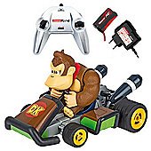 Carrera Rc 1:16 Mario Kart 7 Donkey Kong Ready To Run Car 162063