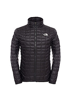 The North Face Mens Thermoball Full Zip Jacket - Black