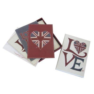 Jan Constantine Love Notecards