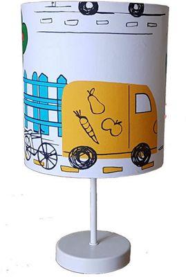 Transport, Fabric Bedside Lamp