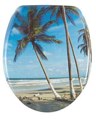 Wenko Palm Beach Toilet Seat