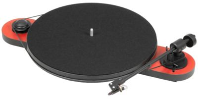 PROJECT ELEMENTAL USB TURNTABLE (RED)