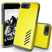 Orzly iPhone 7 Plus, iPhone 8 Plus Grip-Pro Case - Yellow