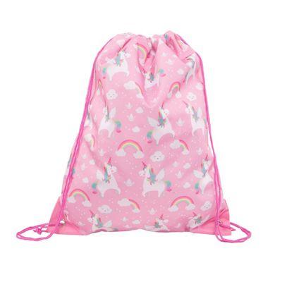 Unicorn Bags Kids, Children's PE Bag - Rainbow Unicorn, Children's Swimming Bags, Children's PE Bags, Children's Sports Bags