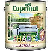 Cuprinol Garden Shades - Coastal Mist - 2.5 Litre