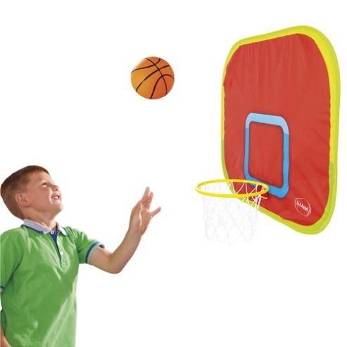 Pop-up Basketball Game