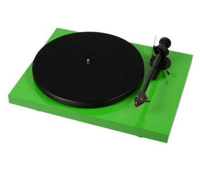 PROJECT DEBUT CARBON TURNTABLE (GLOSS GREEN)