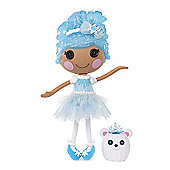 Lalaloopsy Sew Royal Princess Doll with Pet - Mittens Fluff 'N' Stuff