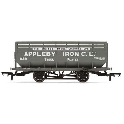 HORNBY Wagon R6821 Appleby Iron Co. 20 Ton Coke 938