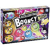Jacks Make Your Own Accelerating Bouncy Balls Set